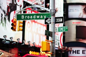 Broadway-Times Square