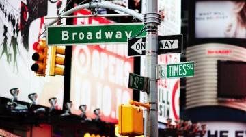Broadway-Times Square